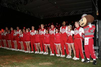 Homecoming 2003 Pep Rally