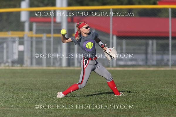 2019 Fall Softball Season--High School