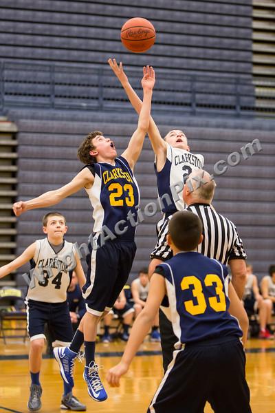 2012 Clarkston Basketball