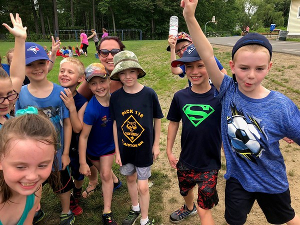 20180601 Pollard School Field Day
