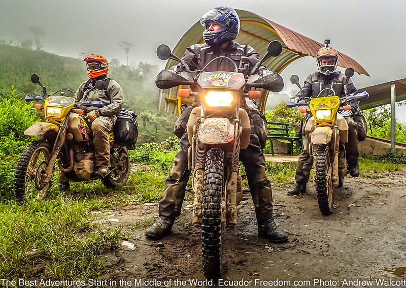 Offroad Ecuador ADVenture November 2019