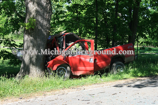 6/1/11 - Leslie extrication, Fitchburg Rd east of Jackson Rd