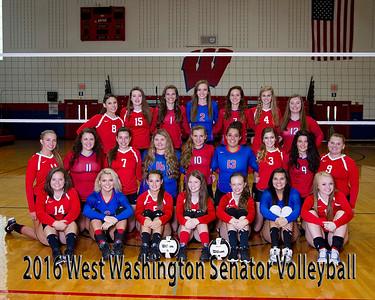 2016-17 Volleyball