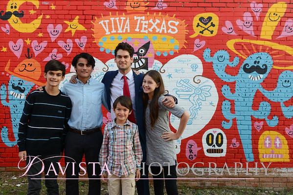 Family photos- November 2016