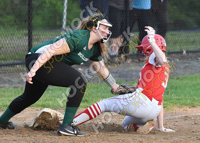 Canton - North Attleboro Softball 5-17-19