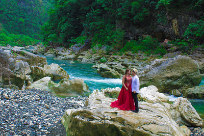 One with Nature An Engagement shoot at Mt. Daraitan Tanay Rizal