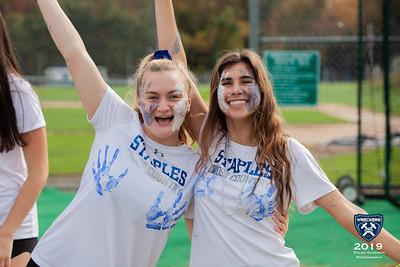 2019 Pep Rally - Staples High School