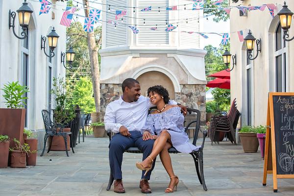Joshua & Charita Bivens One Year Anniversary