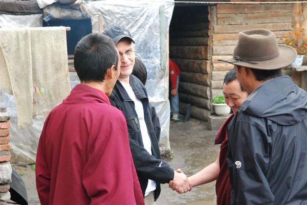 Yushu-Orphanage