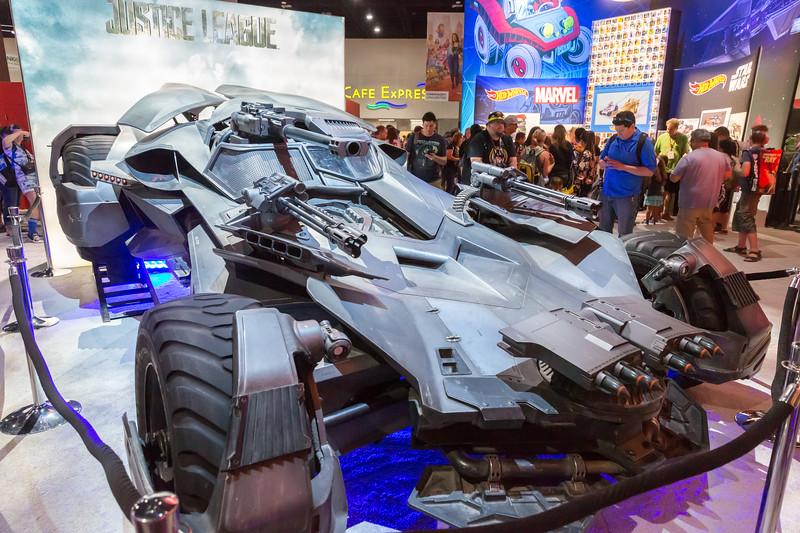 2017 San Diego Comic Con - Exhibit Floor