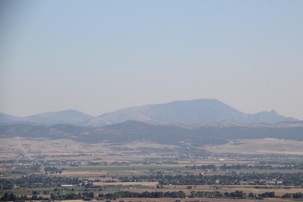 Helena Views and Scenery