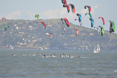 Cabrinha Race 2 4-22-2011