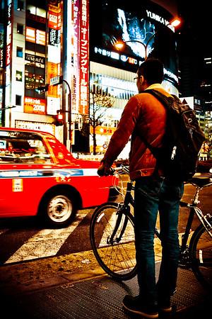 TOKYO TAXI - Japan - Nippon