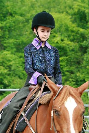 Classes 6-11 all w/j Equitation, Pleasure, Horsemanship