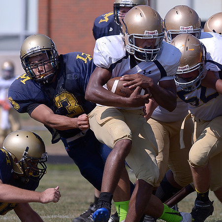 PHOTOS: Valley Forge Military Academy at Lower Moreland football