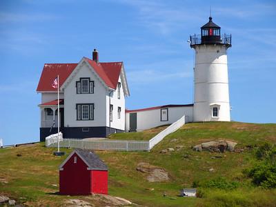 2015-08-08 - Nubble Lighthouse Maine