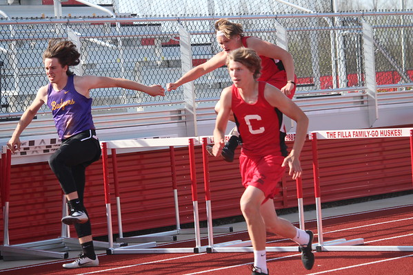 '21 Cardinal HS Co-Ed Track and Field Vs Berkshire HS