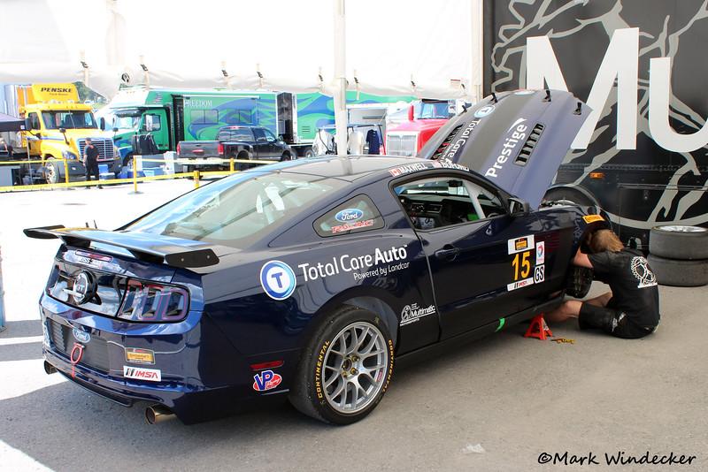 GS Multimatic Motorsports Mustang Boss 302R