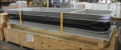 Rectangular Fabric Expansion Joint (#144005 - 10/18/2016)