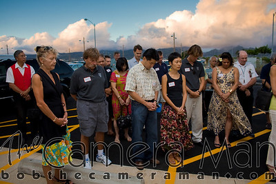 Makani Kai Helicopters' New Building Opening Ceremony - September 5, 2008