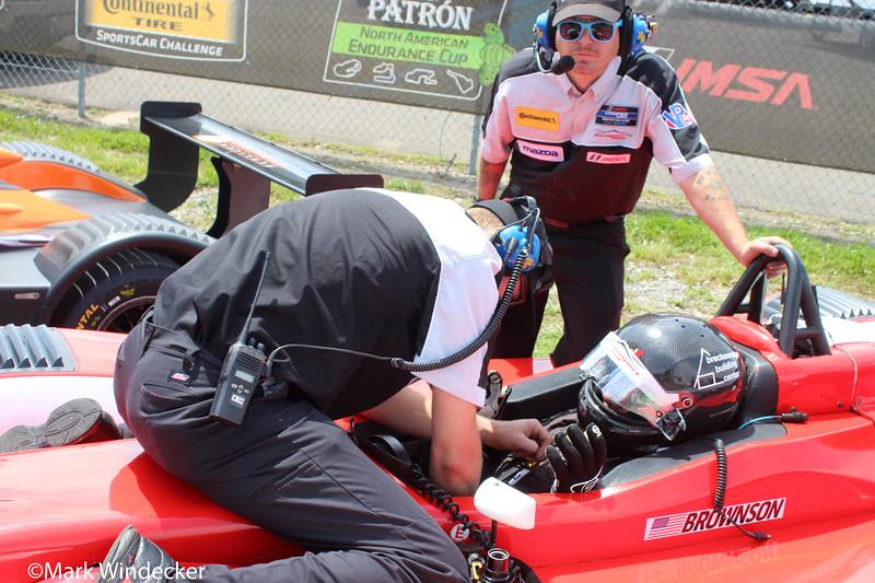 MPC  Jon Brownson Eurosport Racing
