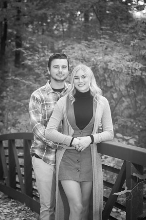 Mason and Kate Fall 2020