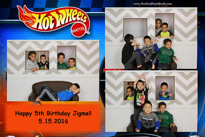 Jigme's 5th Birthday 5/15/16 Part 2
