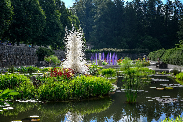 Biltmore and Chihuly