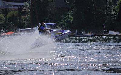 Jet Skiing - 8-02-09