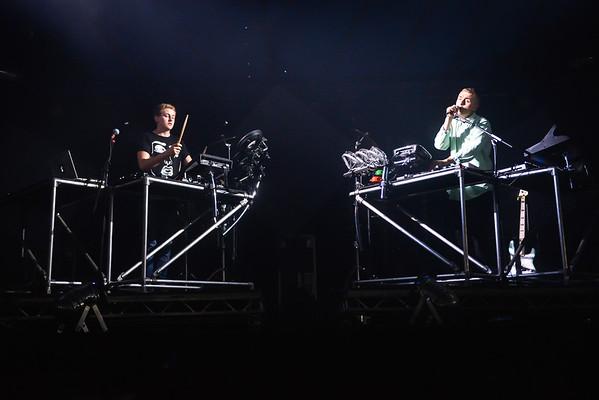 Disclosure perform at Latitude 2013 - 21/07/13