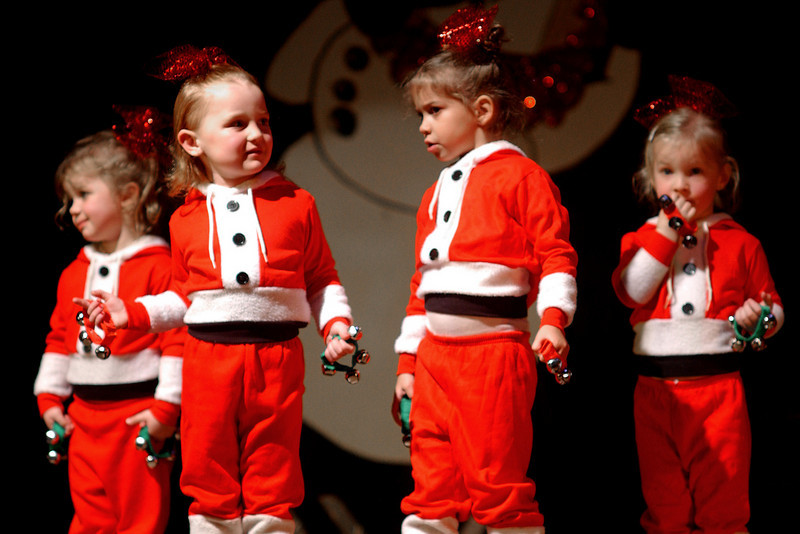 Jingle Bells - 3 year olds