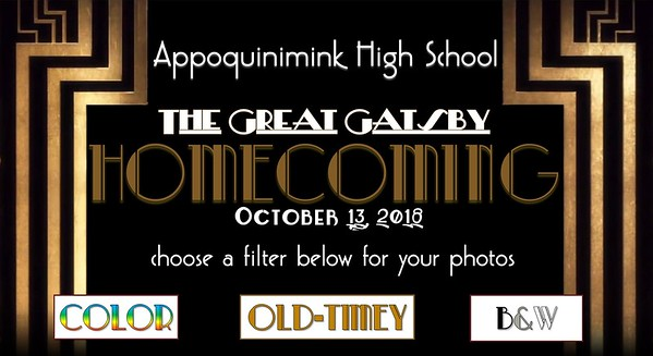 Appoquinimink High School Homecoming 2018