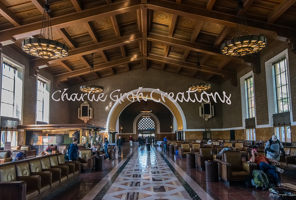 LA Walk and Union Station