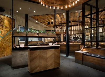 Award of Merit - Earls Kitchen & Bar, Calgary Tin Palace