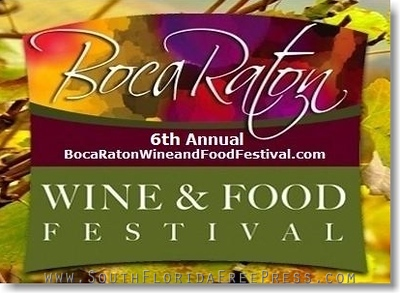 Boca Raton Wine & Food Festival 2015