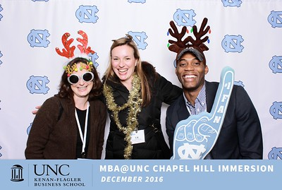 MBA - UNC Chapel Hill Immersion