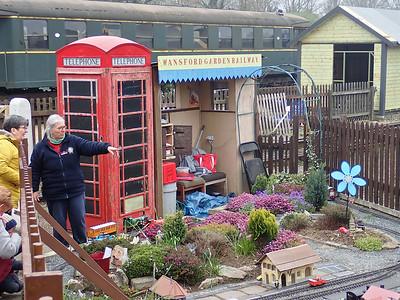 Wansford Garden Railway