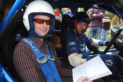Navigating for Atko, 2004