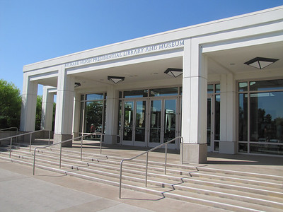 9/11 Tribute - Richard Nixon Library, Yorba Linda - 9/11/11