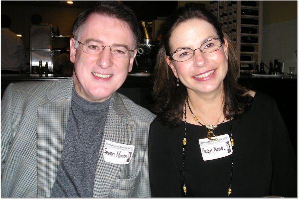 Seamus and Susan Moran