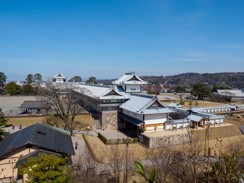 Kanazawa Castle