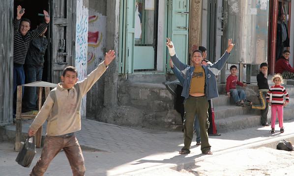 Children of Gaza March 2009