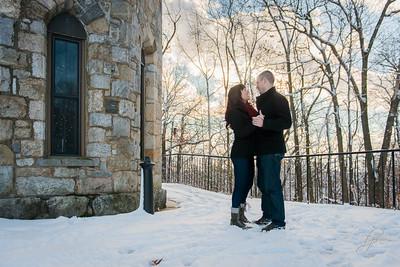 Sarah and Dan Engagement
