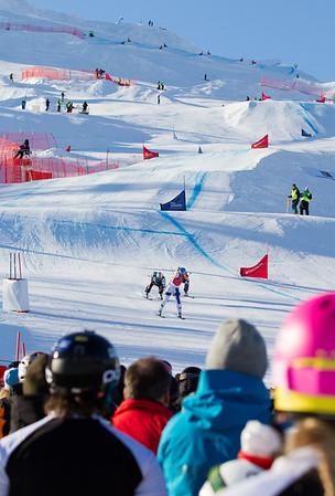 2013 Voss WSC Skicross