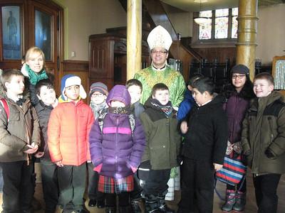 2014 Catholic School Week