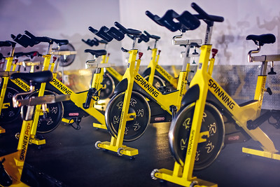 Retro Fitness Cycling
