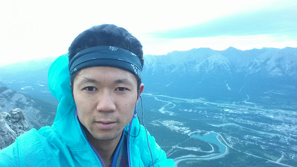Ha Ling Peak (July 5, 2014)