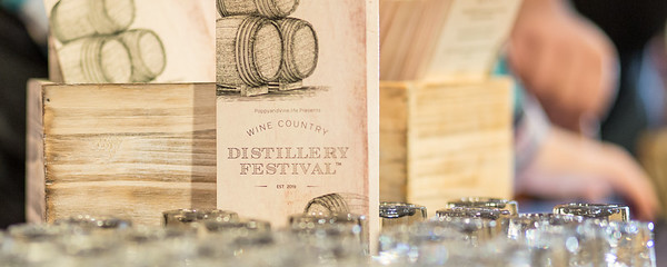 Wine Country Distillery Festival PRINT size