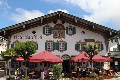 Oberammergau/D - 07/2019