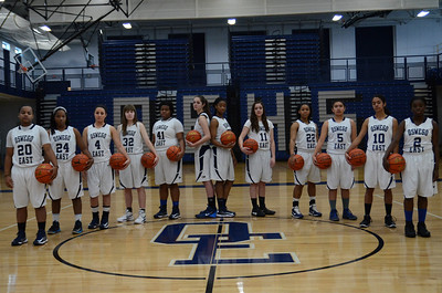 Girls Basketball Team Pictures 2013